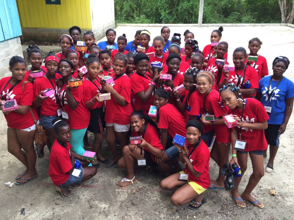 2016 Youth Girls' Camp